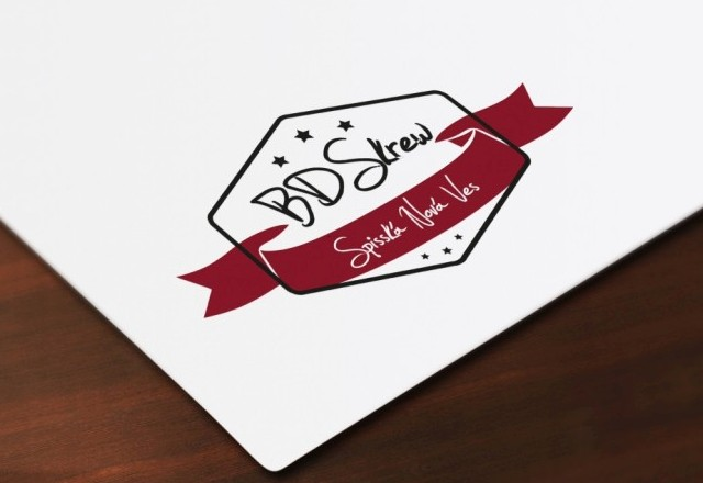 BDSkrew SNV - logo pre tanečnú skupinu
