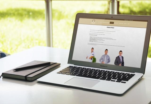 Hotel team - webstránka pracovných ponúk v Rakúsku