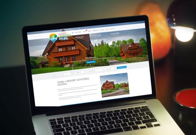 Resort Levočská Dolina - webstránka Resort-u Levočská Dolina