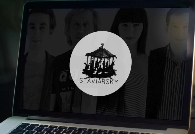 STAVIARSKY.sk - produkčná spoločnosť a vydavateľstvo