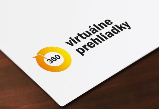 Virtualneprehliadky.com - logo pre spoločnosť