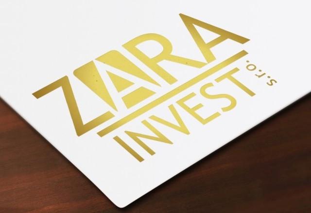 ZARA INVEST, s.r.o. - Logo pre spoločnosť