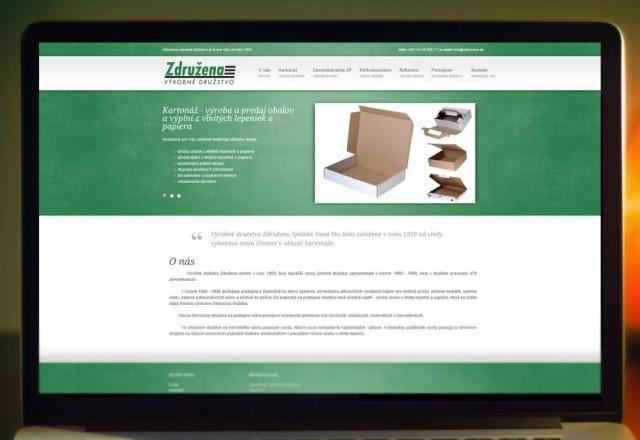 Združena VD - webstránka pre výrobné drzžstvo